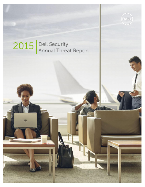 image from 2015 Dell Security Annual Threat Report