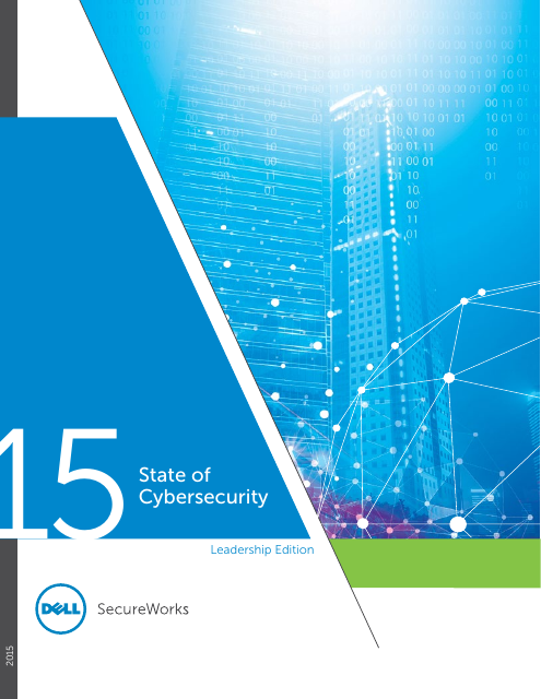 image from 2015 State of Cybersecurity Leadership Report