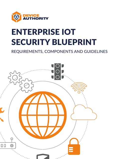 image from Enterprise IoT Security Blueprint: Requirements, Components, And Guidelines