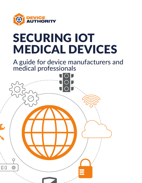 image from Securing IoT Medical Devices: A Guide For Device Manufacturers And Medical Professionals