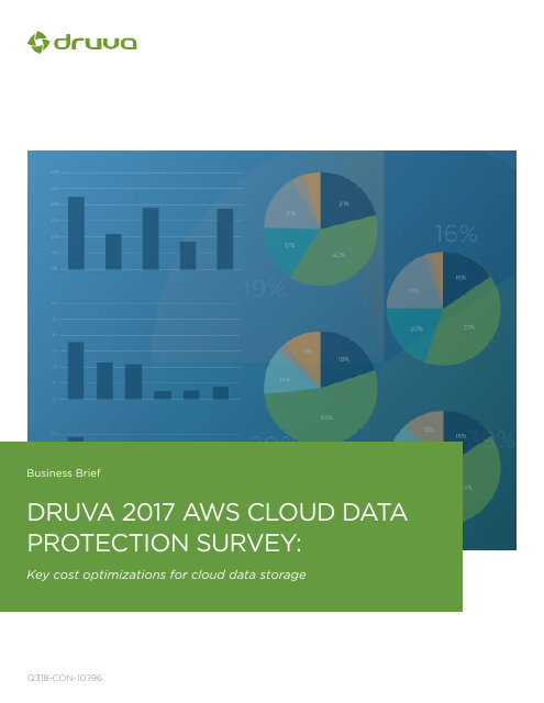 image from 2017 AWS Cloud Data Protection Survey