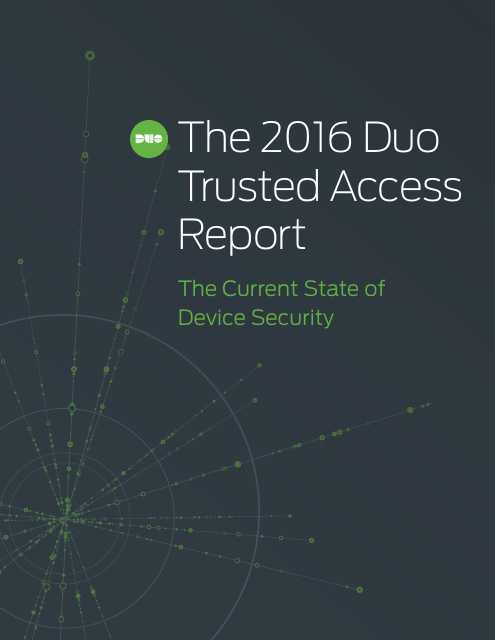 image from Trusted Access Report 2016
