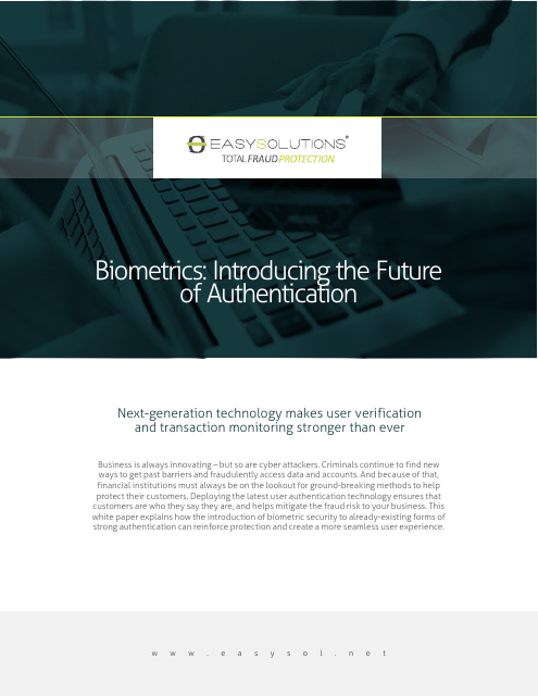 image from Biometrics: Introducing The Future Of Authentication