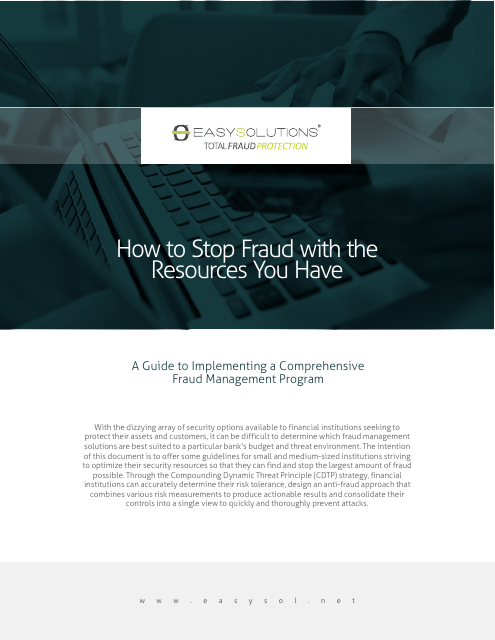 image from How To Stop Fraud With The Resources You Have