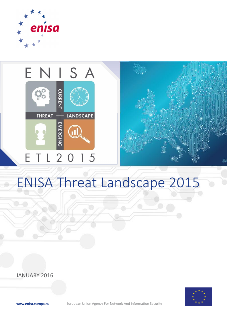 image from Threat Landscape 2015