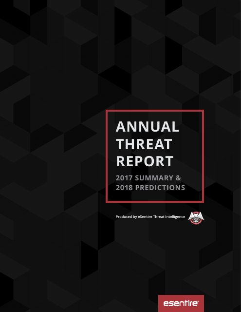 image from 2017 Annual Threat Report