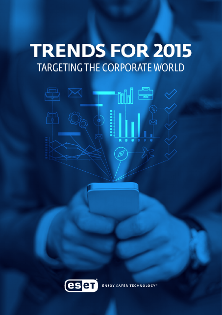 image from Trends for 2015: Targeting the Corporate World