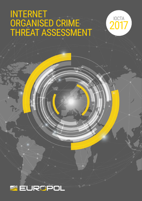 image from Internet Organized Crime Threat Assessment 2017
