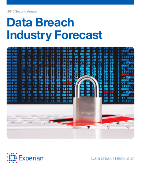 image from 2015 Data Breach Industry Forecast