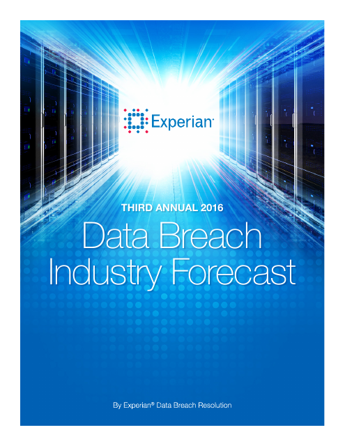 image from 2016 Data Breach Industry Forecast