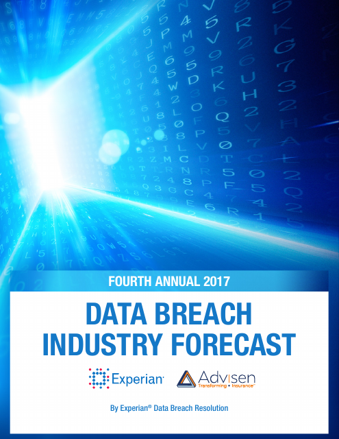 image from Data Breach Industry Forecast