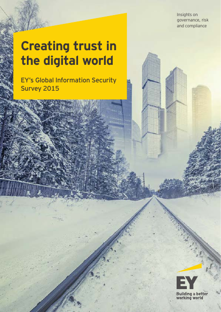 image from Global Information Security Survey 2015 Summary