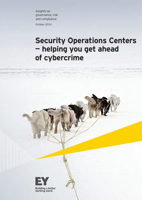 image from Security Operations Centers - Helping You Get Ahead of Cybercrime