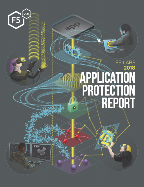image from 2018 Application Protection Report