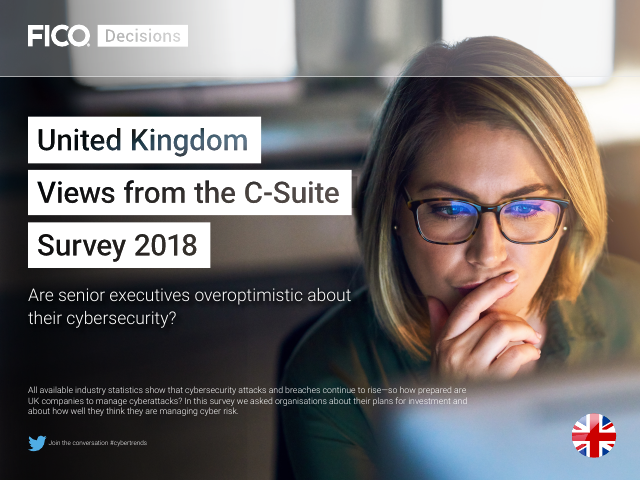 image from United Kingdom - Views From The C-Suite Survery 2018