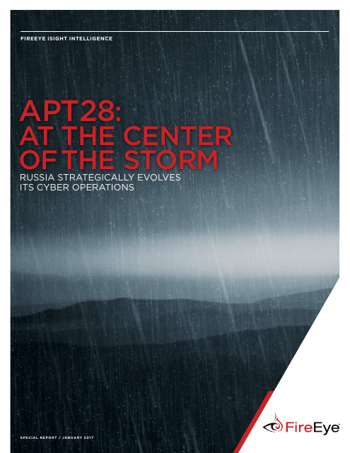 image from APT28: Center Of The Storm