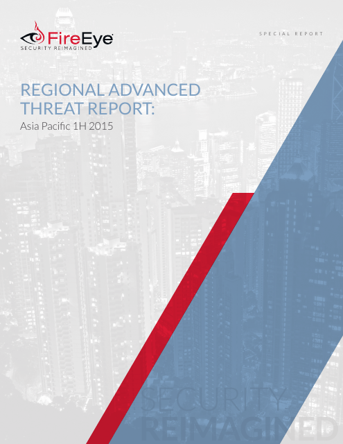 image from Regional Advanced Threat Report: Asia Pacific H1 2015