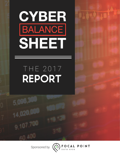 image from Cyber Balance Sheet 2017 Report