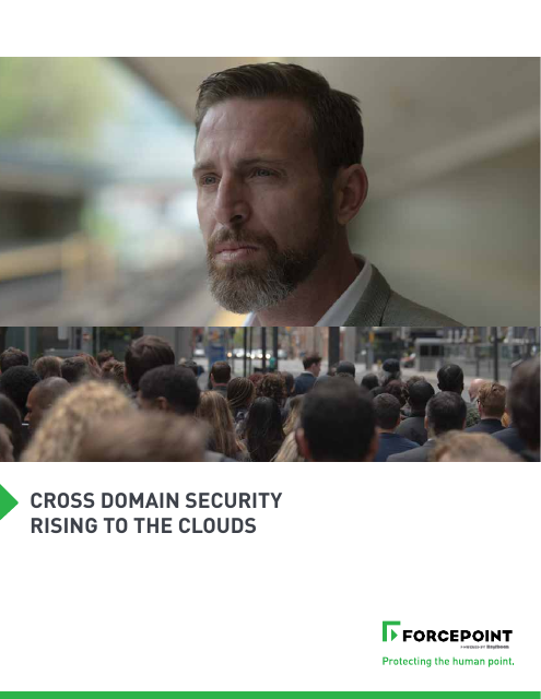 image from Cross Domain Security Rising To The Clouds
