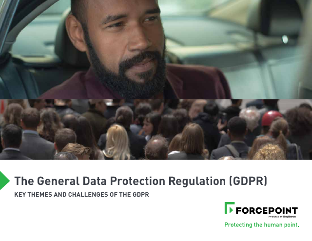 image from The GDPR:Key Themes And Challenges