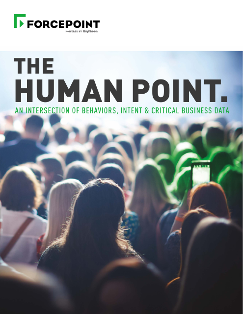 image from The Human Point: An Intersection Of Behaviors, Intent, & Critical Business Data