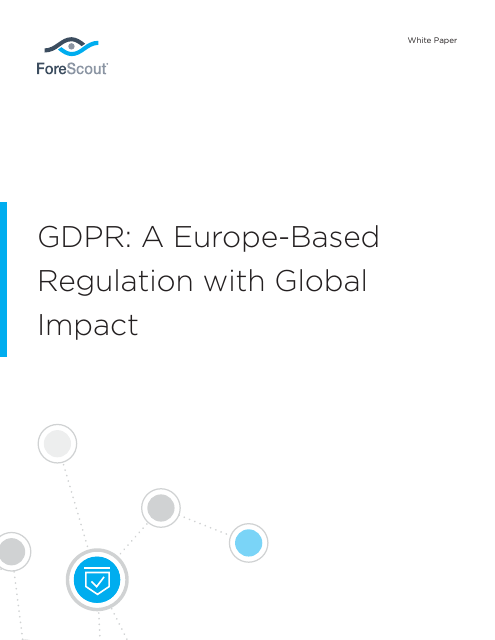 image from GDPR: A Europe Based Regulation With A Global Impact
