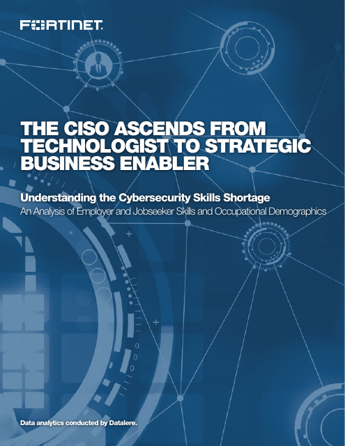 image from The CISO Ascends From Technologist To Strategic Business Enabler