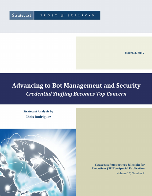 image from Advancing To Bot Management And Security