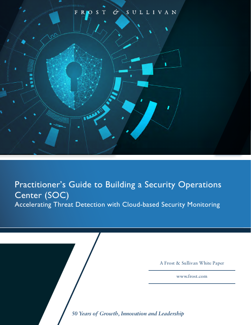 image from Practitioner's Guide to Building a Security Operations Center (SOC)