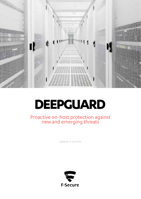 image from DeepGaurd: Proactive On-host Protection Against New And Emerging Threats