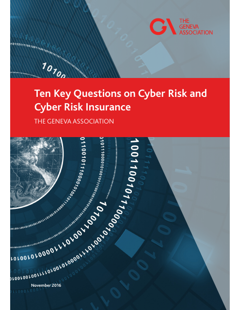 image from Ten Key Questions on Cyber Risk and Cyber Risk Insurance