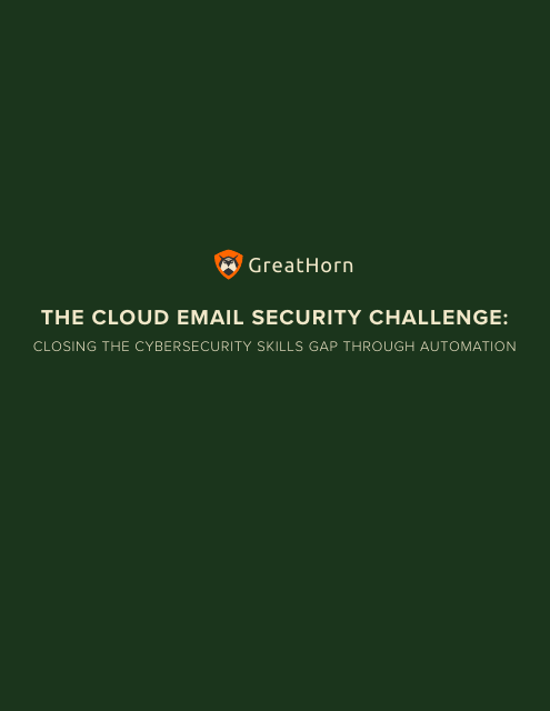 image from The Cloud Email Security Challenge