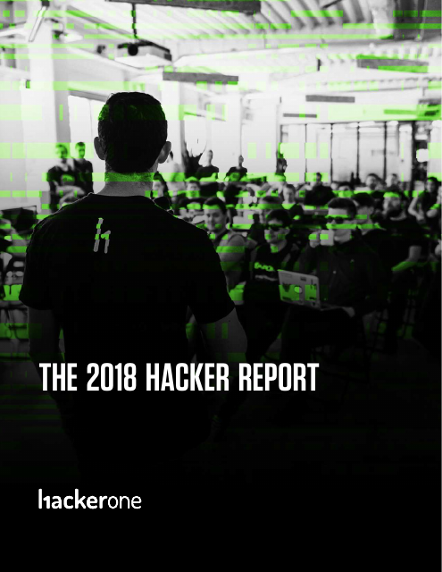 image from The 2018 Hacker Report