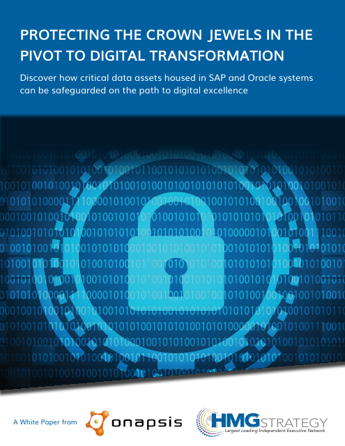 image from Protecting The Crown Jewels In The Pivot To Digital Transformation