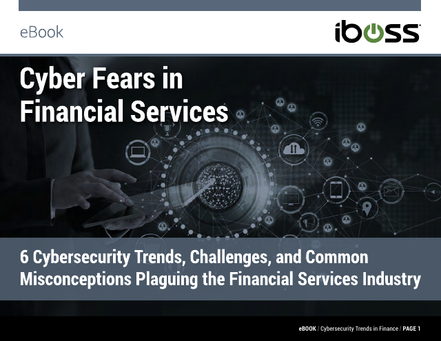 image from Cyber Fears In Financial Services