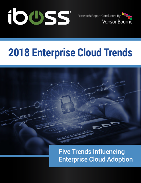 image from 2018 Enterprise Cloud Trends