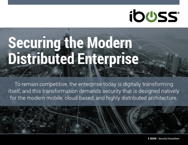 image from Securing The Modern Distributed Enterprise