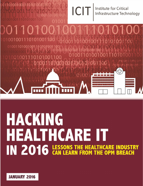 image from Hacking Healthcare IT in 2016