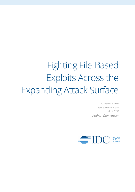 image from Fighting File Based Exploits Across The Expanding Attack Surface