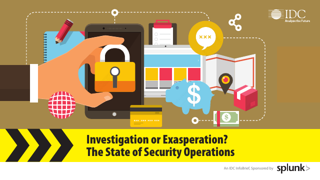 image from Investigation or Exasperation: The State of Security Operations