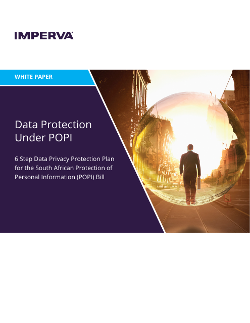 image from Data Protection Under POPI