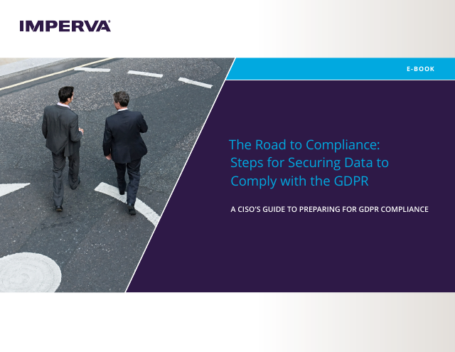 image from The Road To Compliance:Steps For Securing Data To Comply With The GDPR