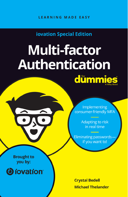 image from Multi-Factor Authentication For Dummies