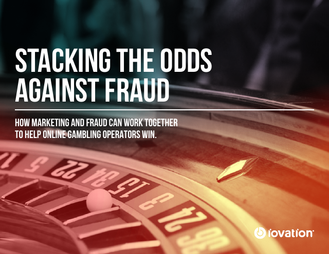 image from Stacking The Odds Against The Fraud