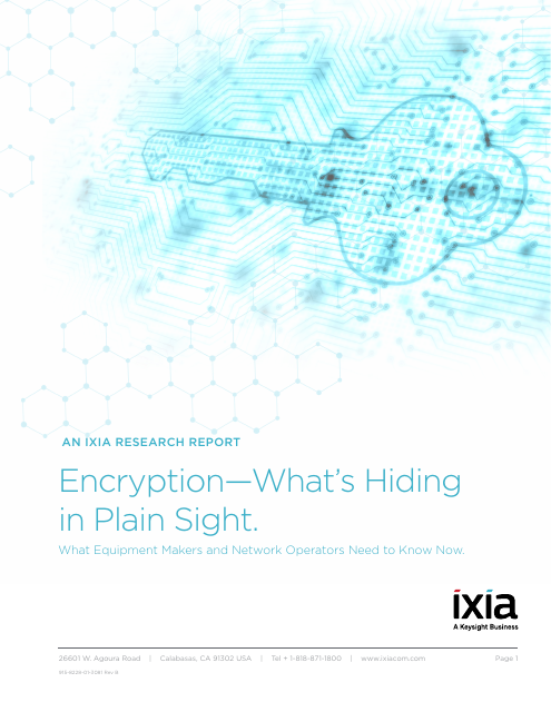 image from Encryption -- What's Hiding In Plain Sight