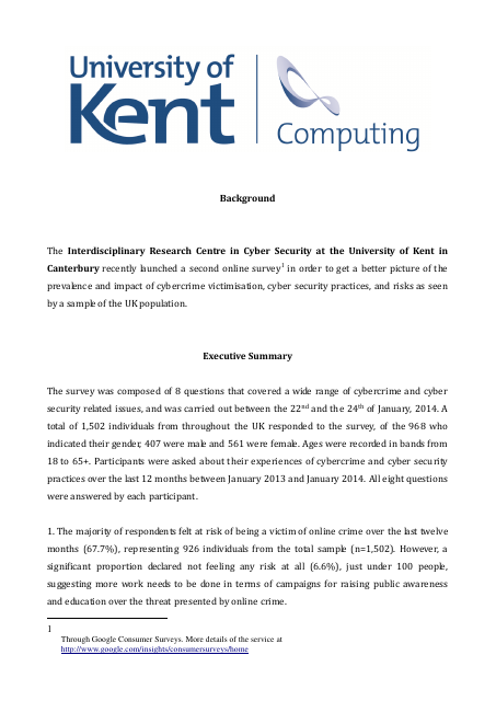 image from University of Kent Computing Survey
