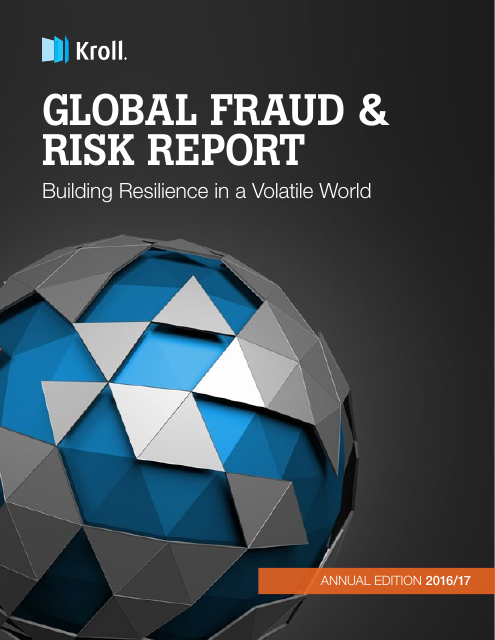 image from Global Fraud Report