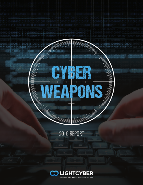 image from 2016 Cyber Weapons Report