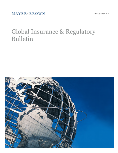 image from Global Insurance and Regluatory Bulletin