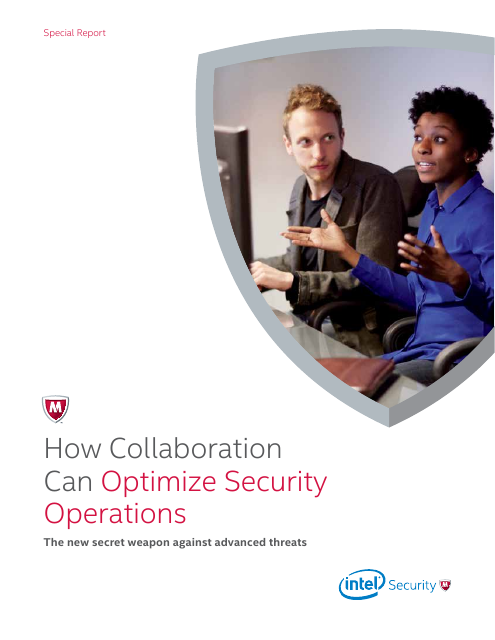 image from How Collaboration Can Optimize Security Operations